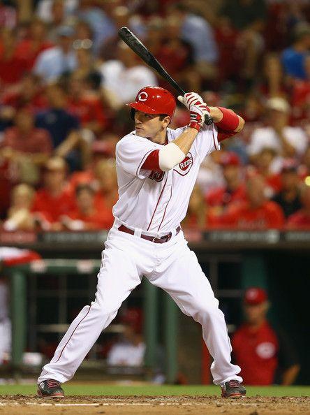 Joey Votto - St Louis Cardinals v Cincinnati Reds
