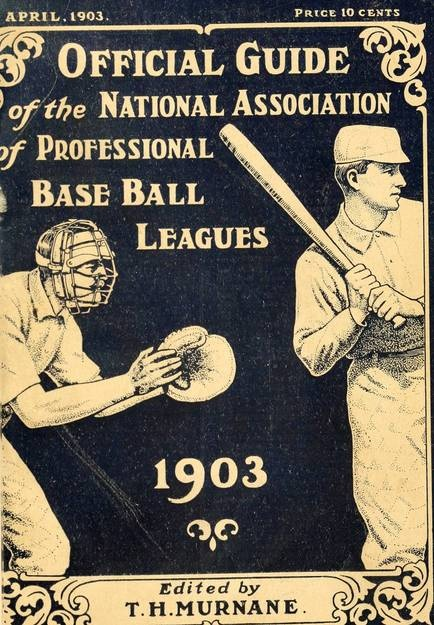 This turn-of-the-century guide to Professional Baseball is a time machine that takes readers back to the days of the sport as it was becoming America's favorite national pastime. Edited by Timothy Hayes Murnane and produced by the Spalding sports equipment company, it deals primarily with the minor leagues of the time. Although he was a [...][...]