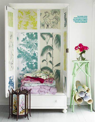 EN MI ESPACIO VITAL: Muebles Recuperados y Decoración Vintage: diciembre 2010