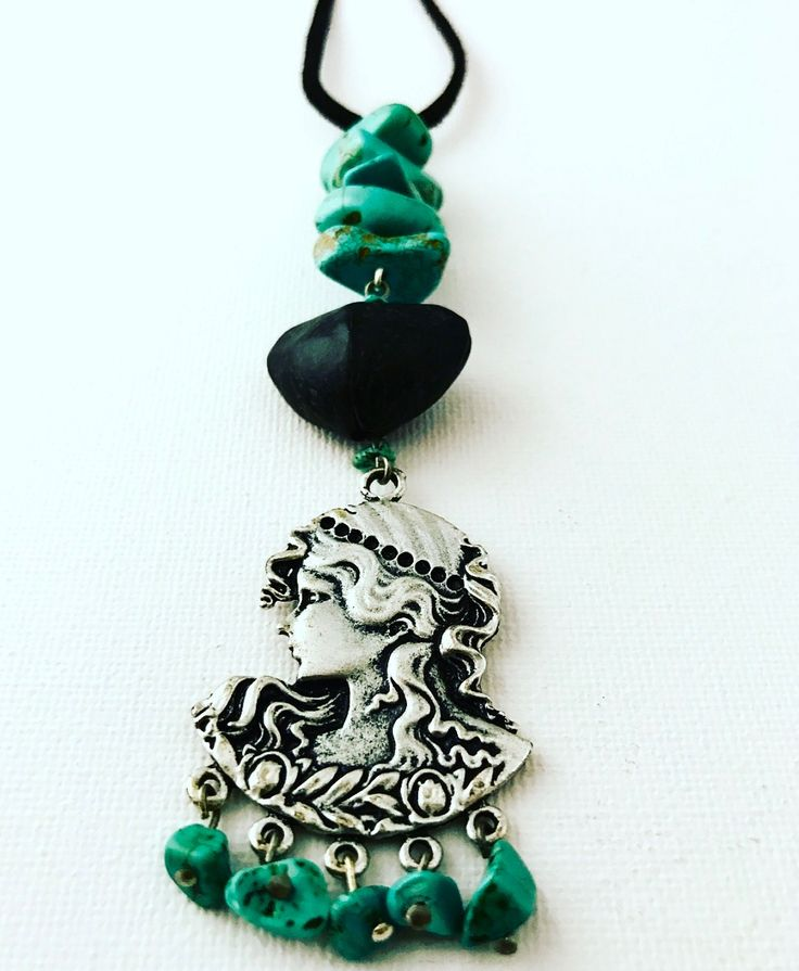 "Necklace ""Soy un Gitano"" soon available at www.storyroad.nl"