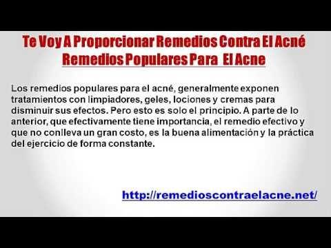 Remedios Populares Para El Acne - http://solucionparaelacne.org/blog/remedios-populares-para-el-acne/