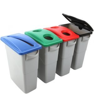 Recycle Bins For Home 13 Best Recycle Images On Pinterest  Recycling Bins Organization