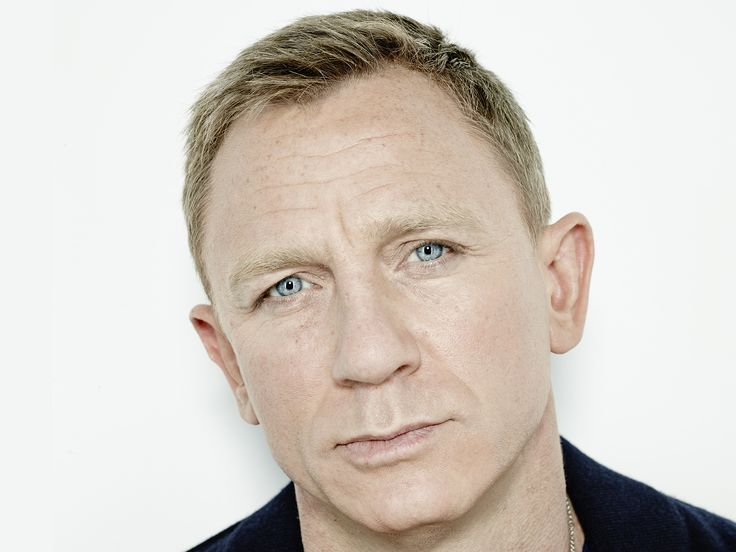 Daniel Craig © Photography by Paul Stuart. Styling by Gareth Scourfield
