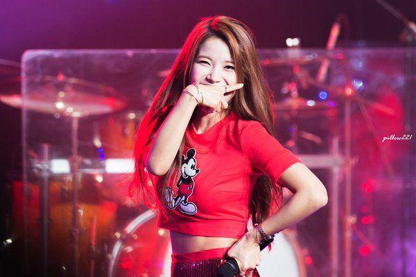 "Mamamoo Thailand no Twitter: ""[PHOTO] 150728 Mamamoo @ Sunny's FM Date Radio (1) by pillow221"