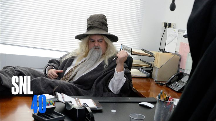 Hobbit Office - Saturday Night Live If you like the t.v. series The Office and the Hobbit movie then you will get a kick out of this SNL spoof