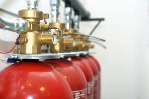 Just like one size uniform doesn't fit all of your employees, one fire extinguisher doesn't fit every type of business.
