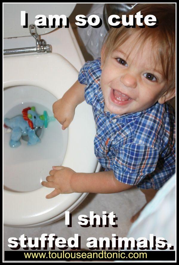 Best Kids Are Assholes Images On Pinterest Hilarious Bad - 15 hilarious photos babies proving gotta go gotta go