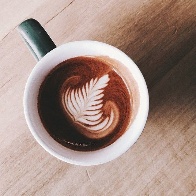 """""""Double ristretto, 3/4 flat white. Only serious coffee aficionados need apply."""" This little cup of magic comes courtesy of 38 Espresso on the Kingston Foreshore. #visitcanberra #restaurantaustralia"""