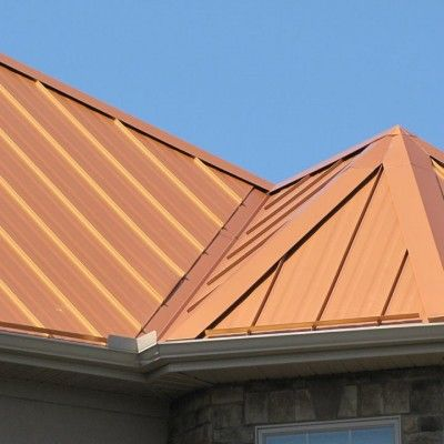 Best 19 Best Copper Penny Metal Roof Images On Pinterest 400 x 300