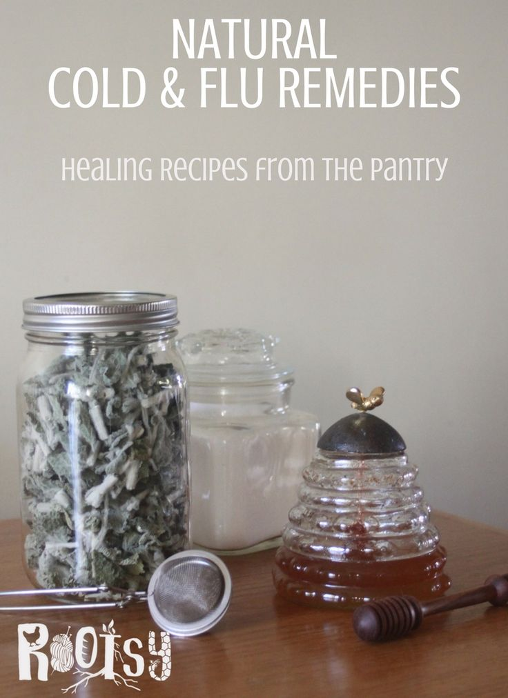 Hit the pantry and make some homemade natural cold and flu remedies to build immunity and find relief from what ails you.