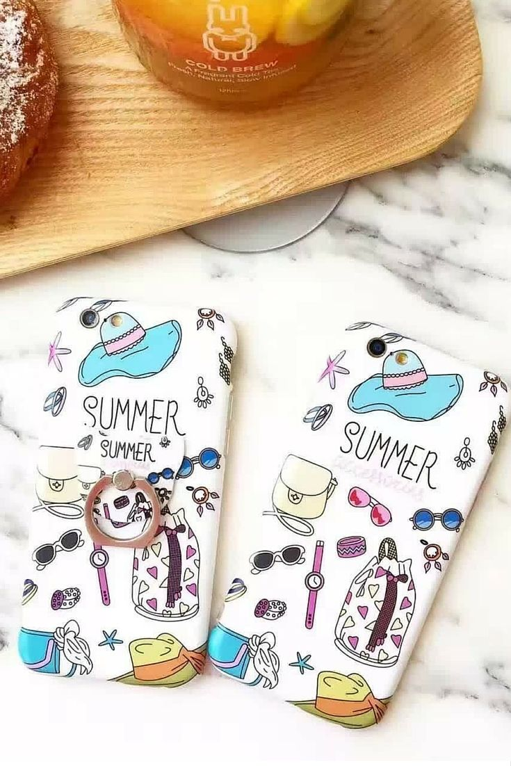 Fashion Summer Style Iphone 6 & Iphone 6 Plus Protective Case