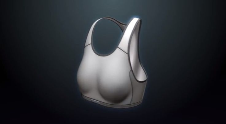 The First Warning System is a bra with advanced technology that could change the world of medicine - or at least breast cancer detection - as we know it. The bra has a fit similar to a traditional sports bra, but it accomplishes far more than simply offering comfort and containment. Using 16 sensors embedded in the garment, it is able to detect and alert wearers to abnormalities in deep tissues.