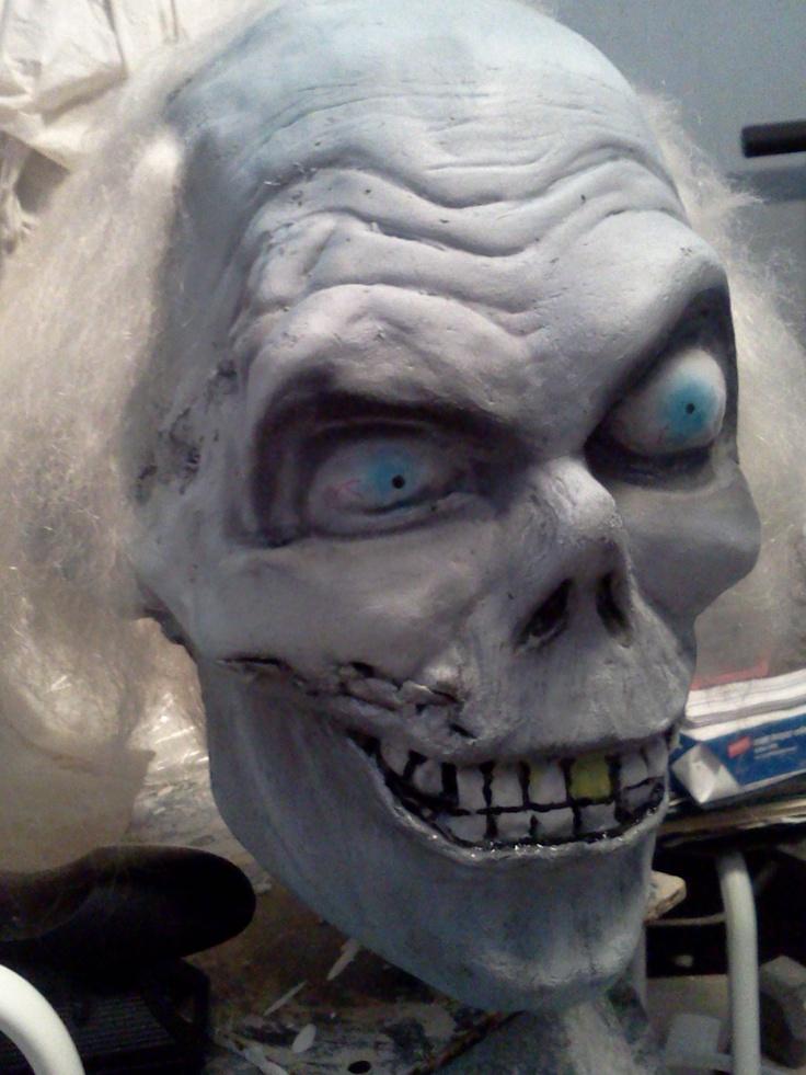 Hatbox Ghost Prop Head | Halloween Props | Pinterest | Ghosts