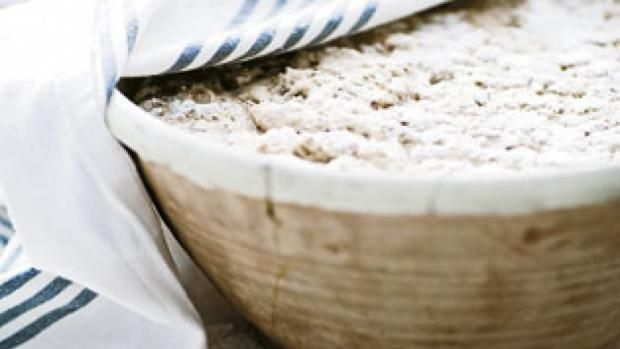 Små kartoffelbrød med sigtemel og kommen