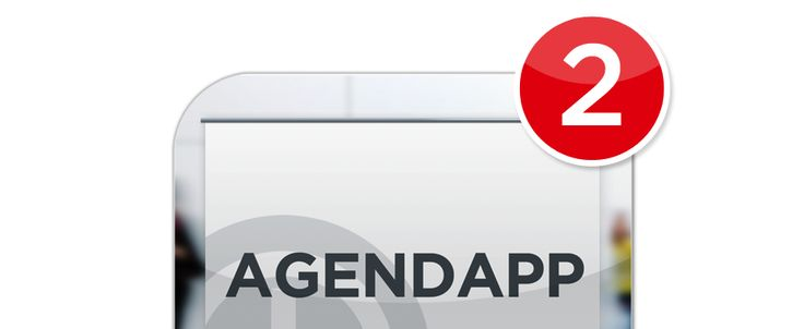 AGENDAPP enables the participants to select the events from which they want to get notifications and inactive other unwanted events. The regular notifications will keep the participants up to dated and informed.