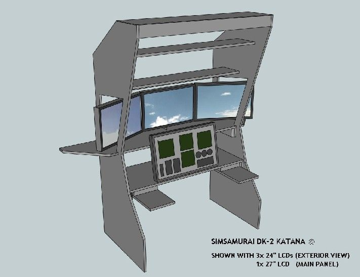 Home flight simulator plans 28 images pc aviator the for Design your own house simulator