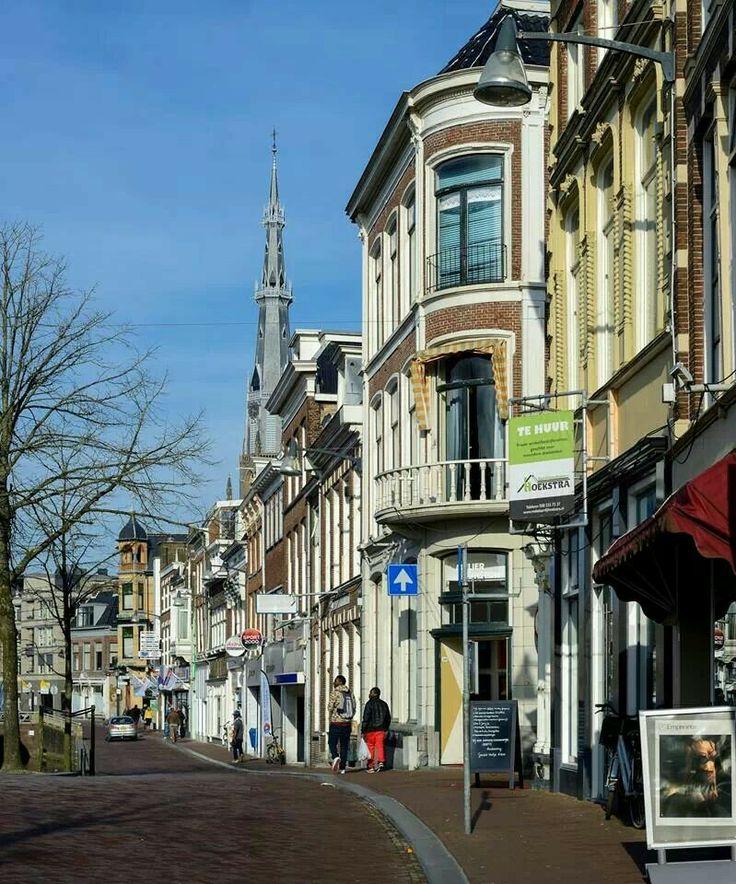 Voorstreek, Leeuwarden, Friesland.