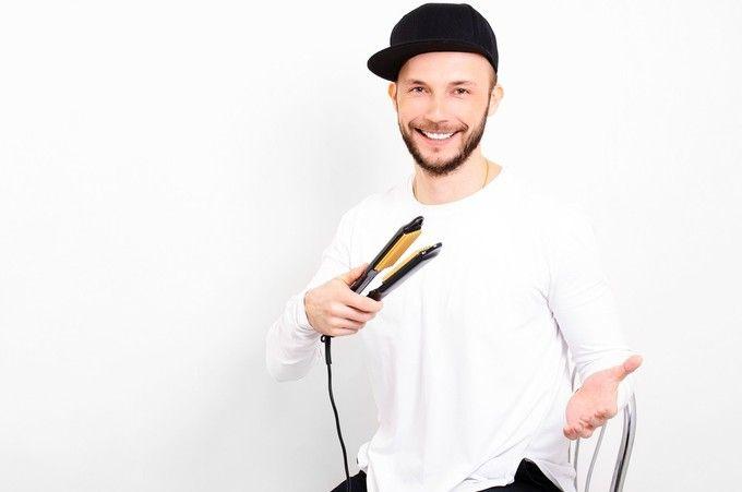 メンズヘアアイロンおすすめ人気ランキング18選 セットの仕方や使い方