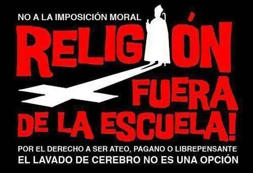 """¿Dónde en la tierra se impone la religión católica, evangélica o cristiana ??? … la única """"religión"""" que se impone hoy en día es el islamismo, y que no es una religión, sino una a…"""