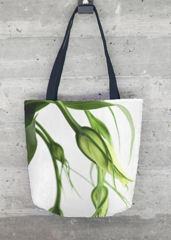 Tote Bag - Charlie and Dafodils by VIDA VIDA i84Kau