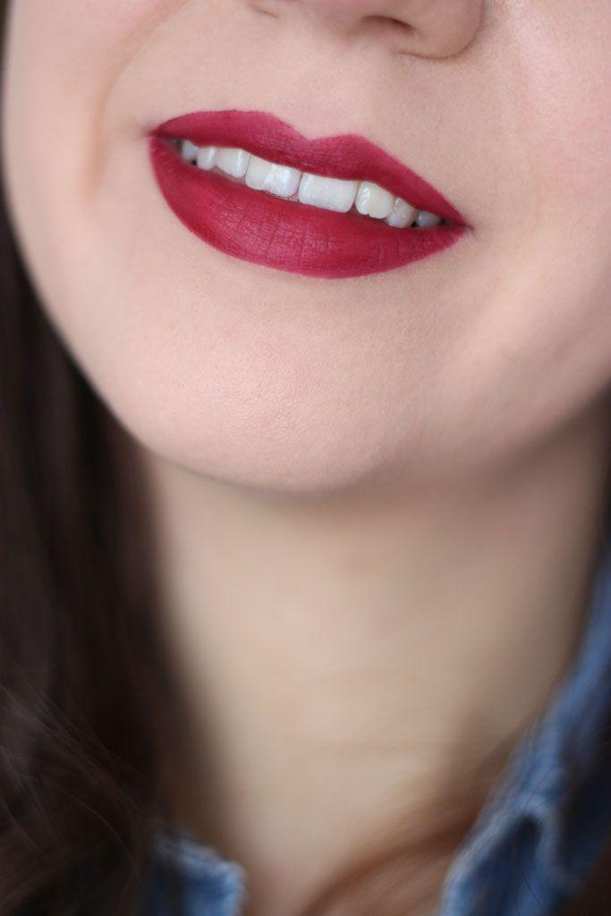 NYX Soft Matte Lip Cream Copenhagen    Rouges à lèvres liquides NYX Cosmetics : quelles sont mes gammes favorites ? - What I Heart About