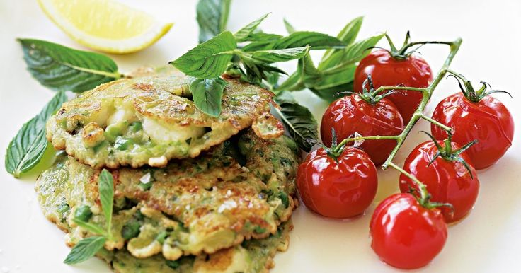 After an impressive brunch dish? Look no further than these fritters - your guests might even think they've stumbled into a cafe!