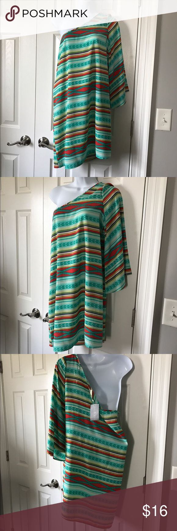 NWT Newbury Kustom dress, medium New with tags, purchased from boutique newbury kustom Dresses One Shoulder