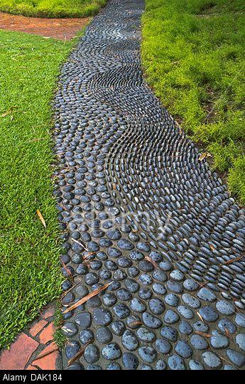 Botanic Gardens Singapore Chinese Reflexology Foot Pebble Path ...