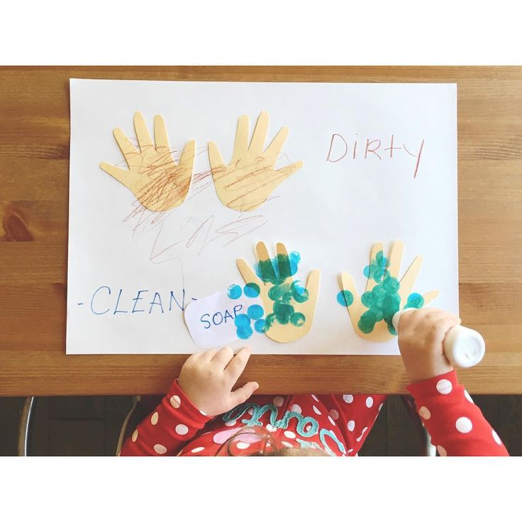 Clean vs. Dirty Opposites Craft
