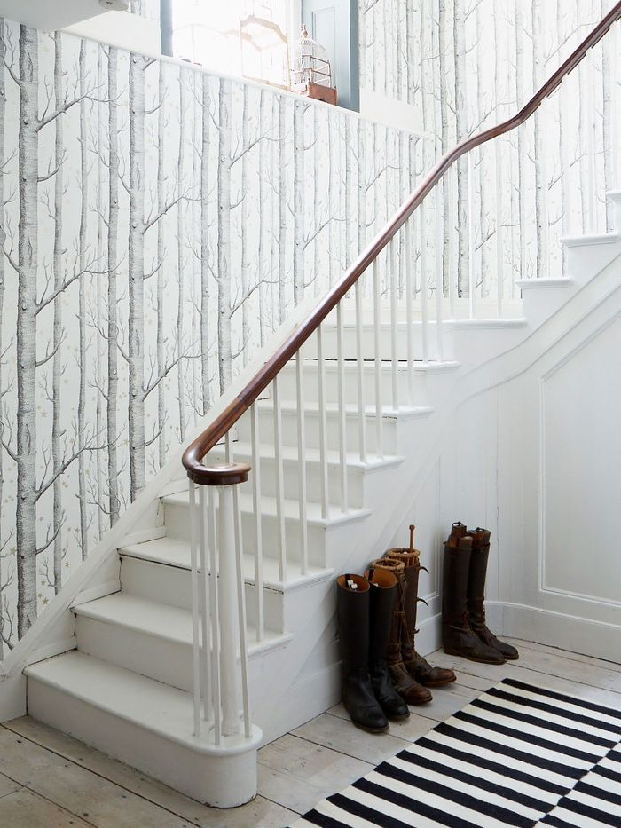 deco montee escalier affordable u with deco montee. Black Bedroom Furniture Sets. Home Design Ideas