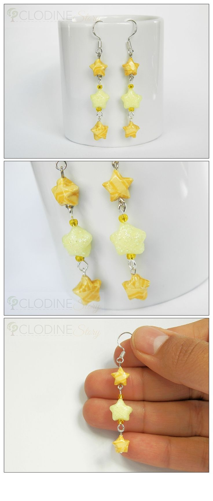 Best 25+ Origami jewelry ideas on Pinterest | H&m origami ... - photo#23