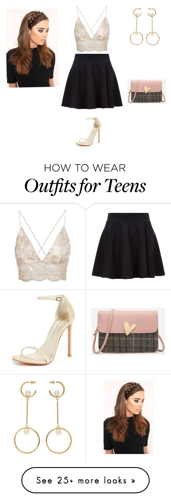 """""""Sem título #1821"""" by malu-880 on Polyvore featuring Stuart Weitzman and Chloé"""