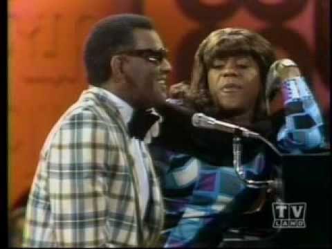 Flip Wilson - Ray Charles and Geraldine (+playlist)