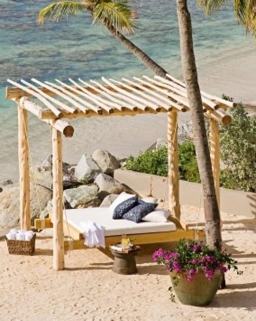 villa aquamare ii   virgin gorda british virgin islands   hammock or daybed  hammock 30 best wanted  cabana boy  images on pinterest   outdoor daybed      rh   pinterest