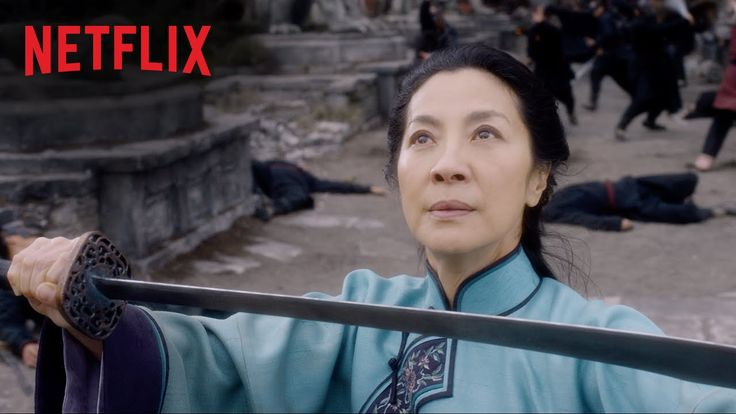 Crouching Tiger, Hidden Dragon: Sword of Destiny - Trailer - Netflix [HD]