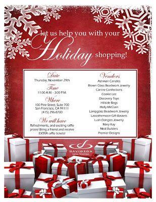 Christmas Holiday Flyer Templates Free