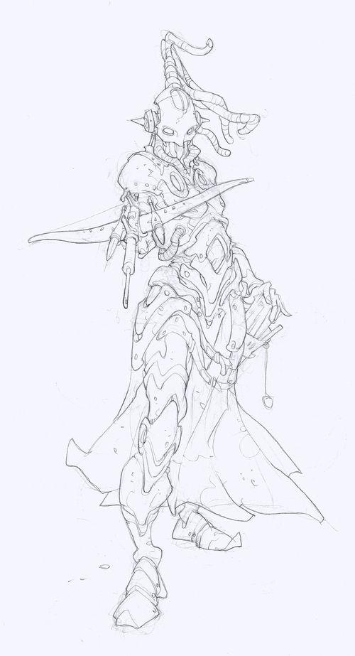 Rackham | Confrontation/Rag'Narok - Alchemists of Dirz | Edouard Guiton