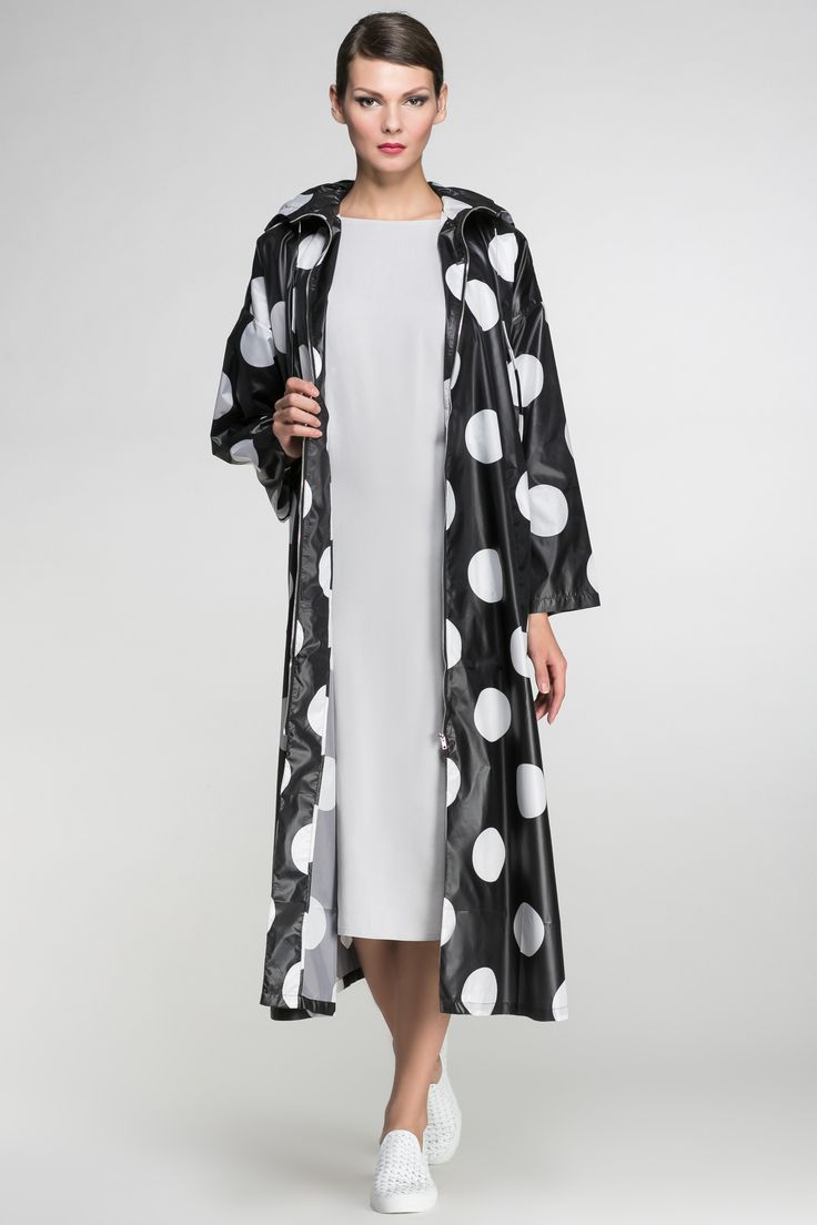 Плащ Cyrille Gassiline 146166 за 5100 руб. со скидкой 40% Интернет магазин брендовой одежды премиум-класса онлайн бутик - Topbrands.ru