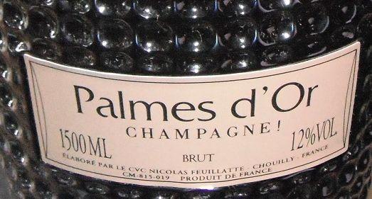 Champagne Nicolas Feuillatte Palmes d'Or Brut
