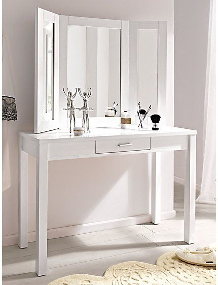 27 best images about schminktische on pinterest modern desk vanities and dressing tables. Black Bedroom Furniture Sets. Home Design Ideas