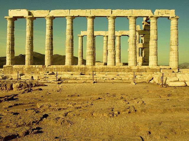 Sunio Greciatour.com   La mejor guía de Grecia en español