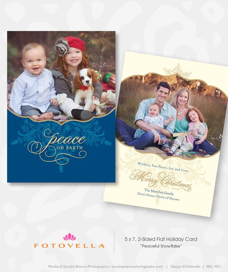 Best Christmas Templates Images By FOTOVELLA On Pinterest - Christmas card templates for photographers 2