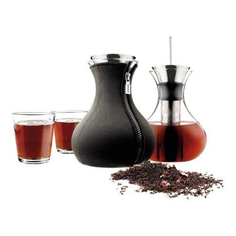 Zaparzacz do herbaty plus 2 szklanki , Zaparzacze i karafki, KUCHNIA, Produkty, DLA NICH, DLA NIEGO, DLA NIEJ, Pomysły na prezent - magiapolnocy.pl skandynawski styl
