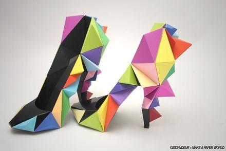 paper-shoes