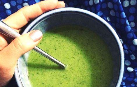 Broccolisoep met mosterd|Culinair| Telegraaf.nl