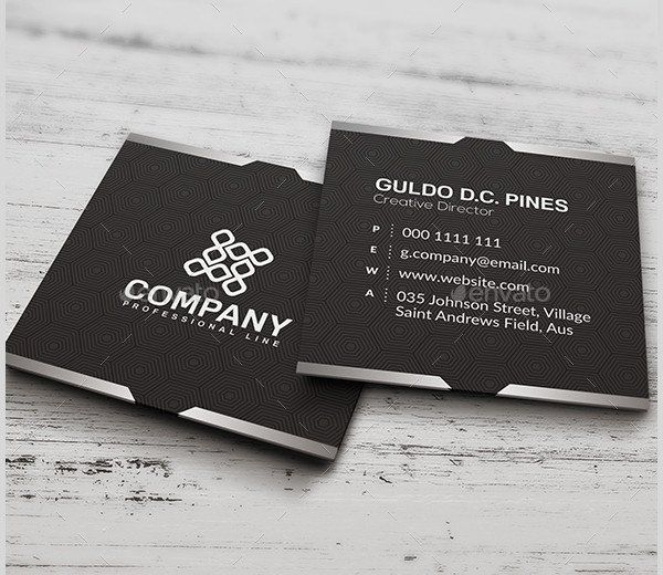 Square Business Card Template 26 Creative Square Business Card Templates Ms Word Free Business Card Templates Business Card Template Word Square Business Cards