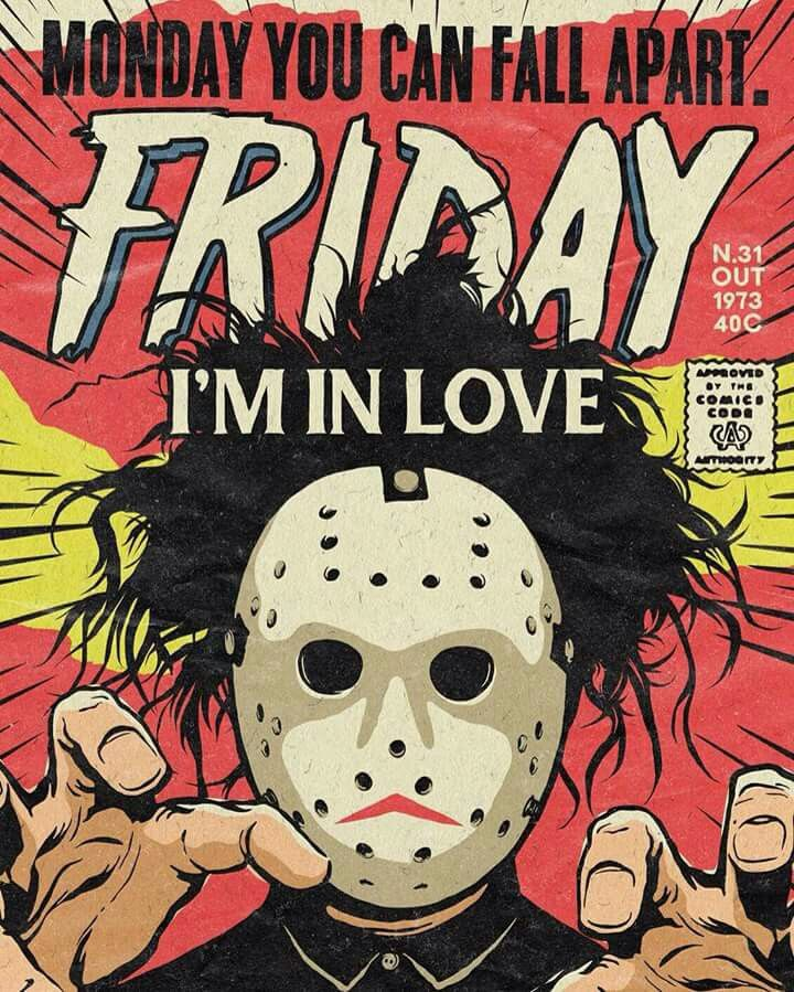 I ❤ fridays