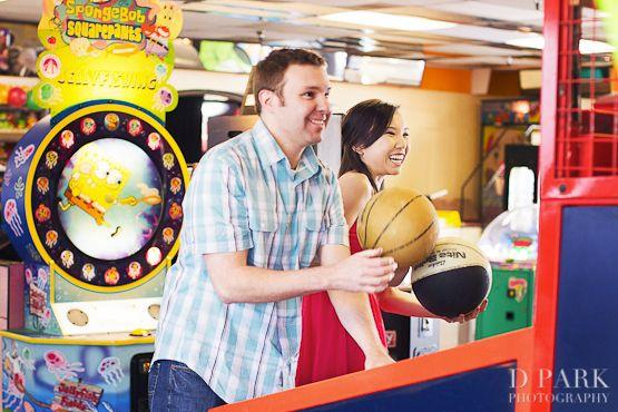 2-arcade-fun-orange-county-engagement-photos
