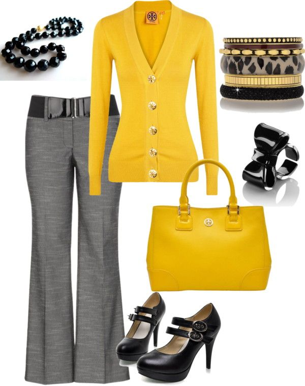 15 best images about Outfits - Yellow on Pinterest | Tweed jackets Summer 2014 and Jackets