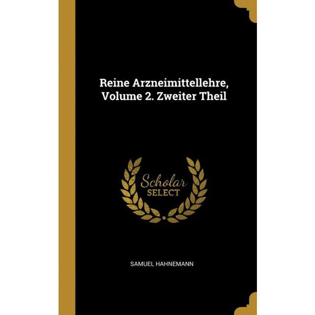 Reine Arzneimittellehre Volume 2 Zweiter Theil En 2020 Libros